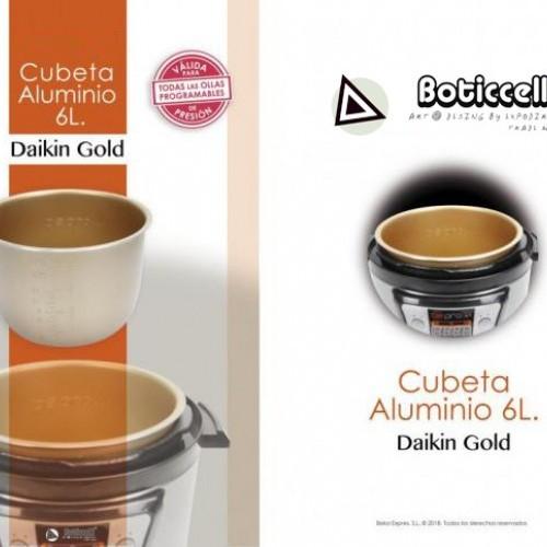 CUBETA DE 6 LITROS DAIKIN GOLD BOTICCELLI