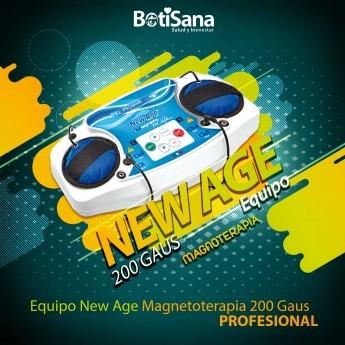 EQUIPO DE MAGNETOTERAPIA NEW AGE PRO LIFE