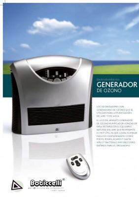 Generador De Ozono Aire y Agua