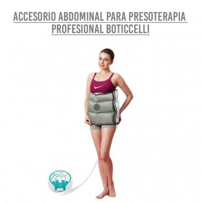 ACCESORIO ABDOMINAL PARA PRESOTERAPIA PROFESIONAL