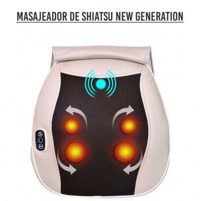 MASAJEADOR DE SHIATSU NEW GENERATION
