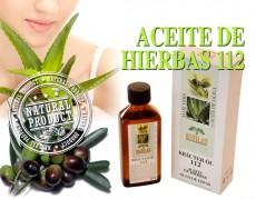 Aceite de Hierbas 112
