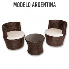 MUEBLE DE JARDIN MODELO ARGENTINA