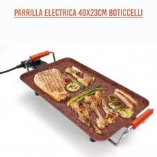 PARRILLA ELECTRICA TEPPANYAKI 40X23CM BOTICCELLI