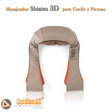 Masajeador Shiatsu 3 D
